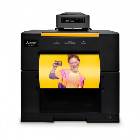 Smart M15 PhotoPrintMe sistema di stampa fotografica