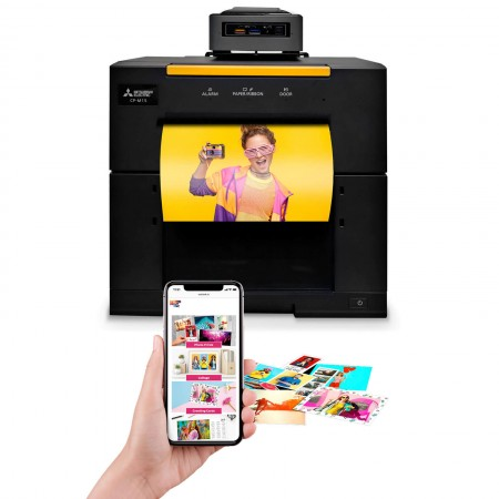 Smart M15 PhotoPrintMe système d'impression photo