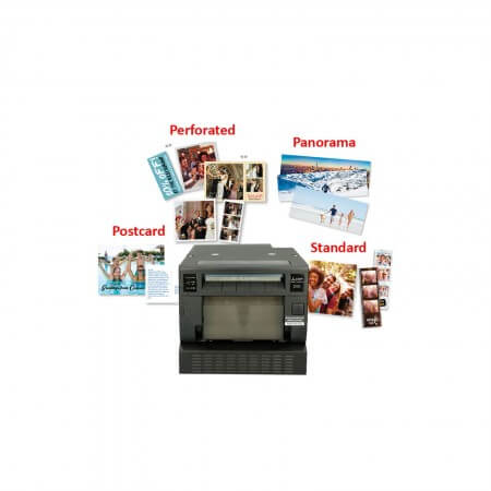 CP-D90DW-P Photo Printer