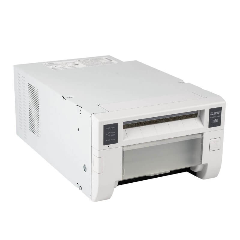 mitsubishi cp d80 dw fotodrucker / thermodrucker (thermosublimation)