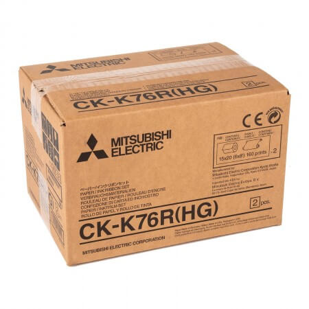 CK-K76R(HG) Jeu de consommables