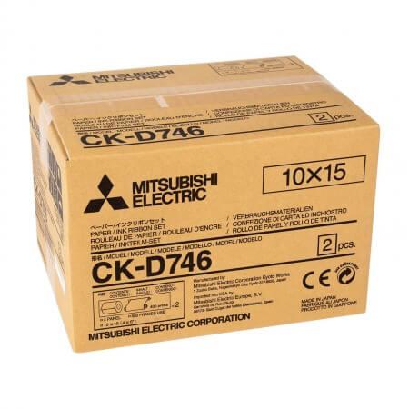 CK-D746 Jeu de consommables