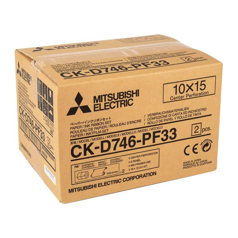 CK-D746-PF33 Jeu de consommables