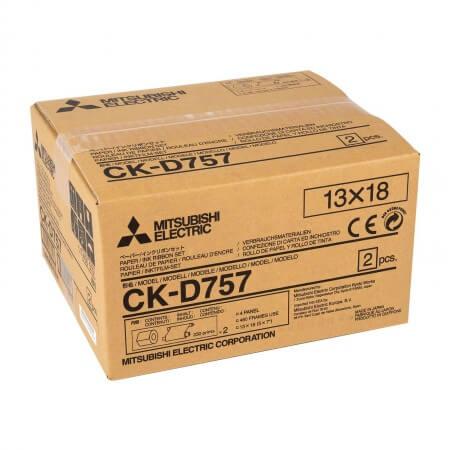 CK-D757 Jeu de consommables