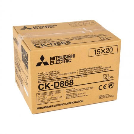 CK-D868 Jeu de consommables