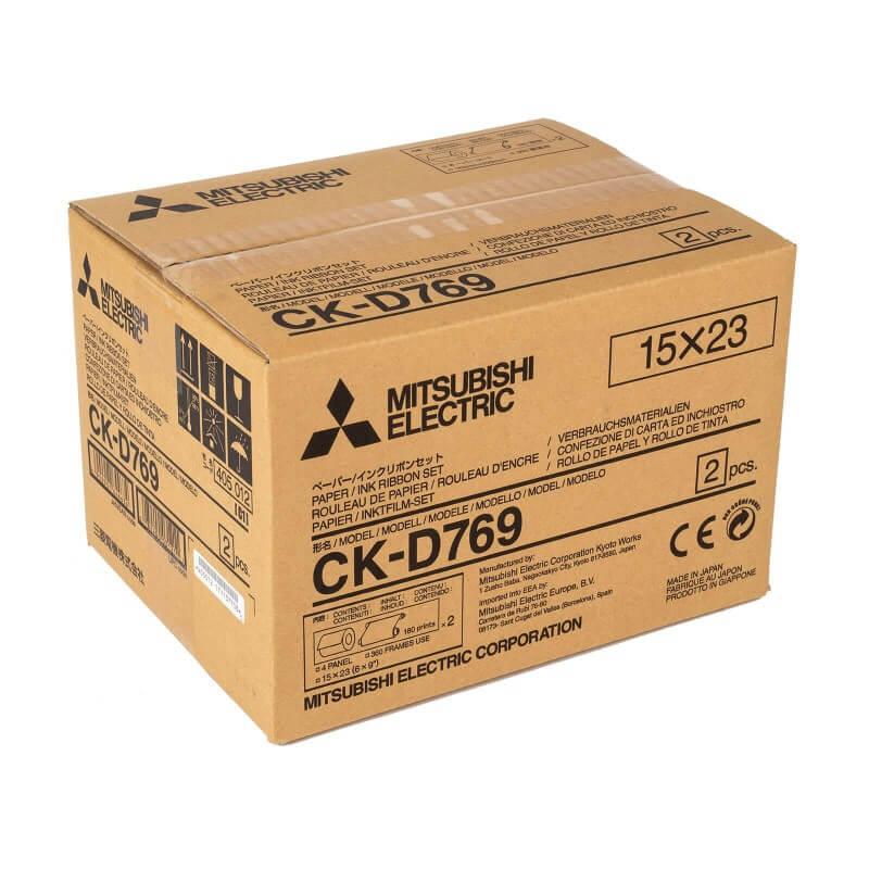 CK-D769 Jeu de consommables