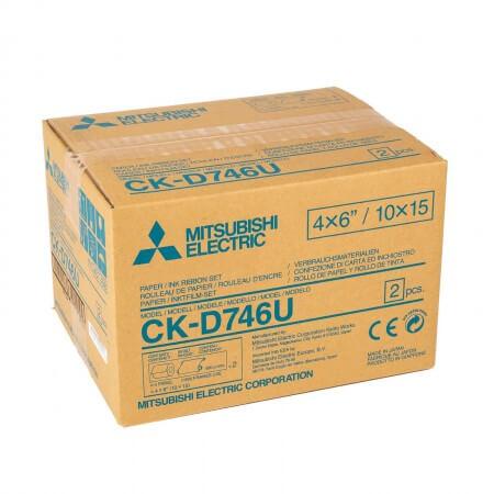 CK-D746-U Media set per le fototessere
