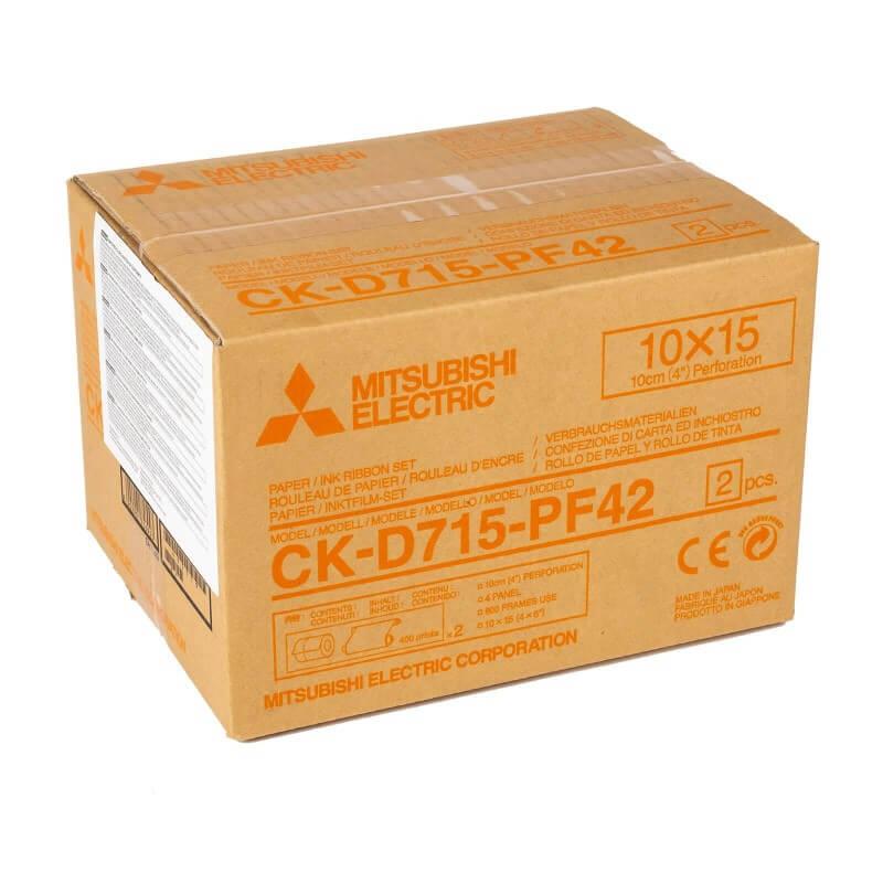 CK-D715-PF42 Media set perforato