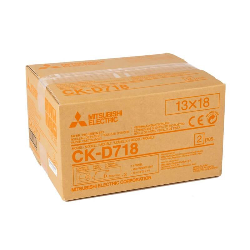 CK-D718 Jeu de consommables