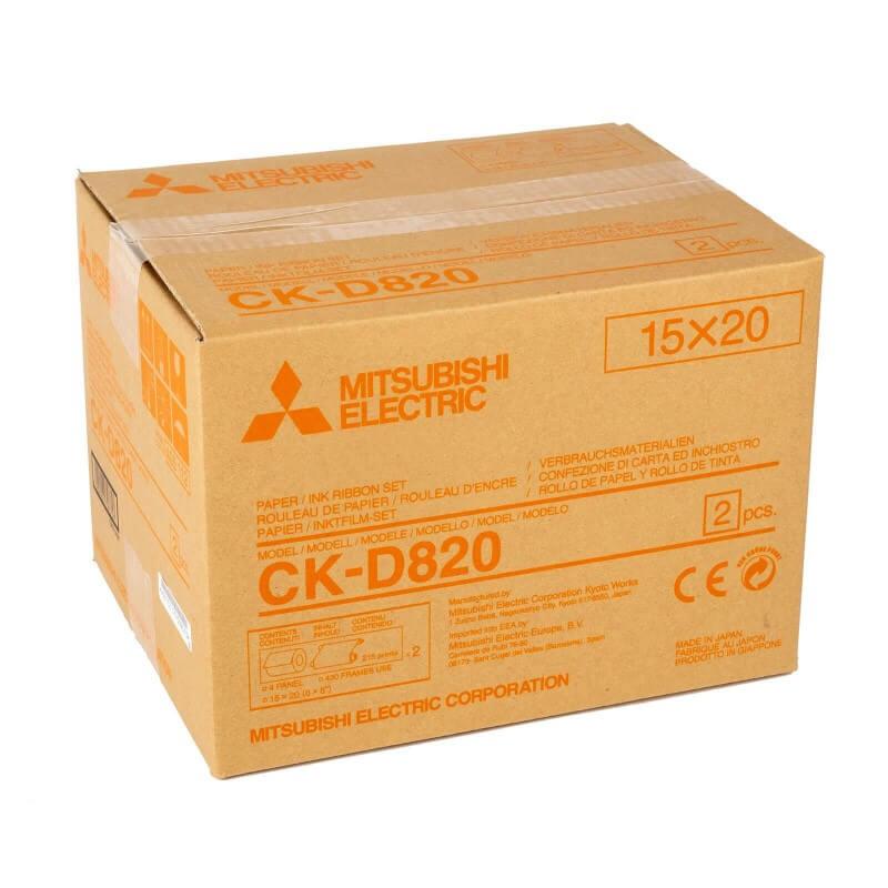 CK-D820 Jeu de consommables