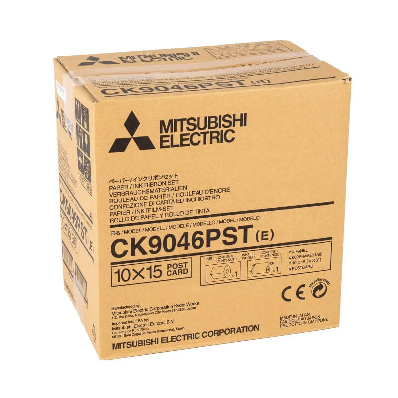 CK9046PST(E) Jeu de consommables pour cartes postales