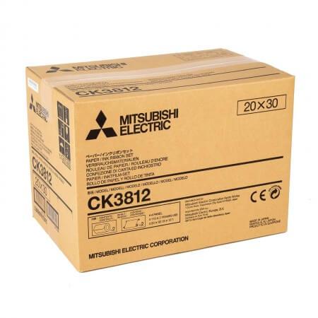 CK3812 Jeu de consommables