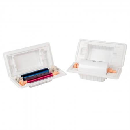 CK900S4P(HX)SP Fotopapier mit Farbträger