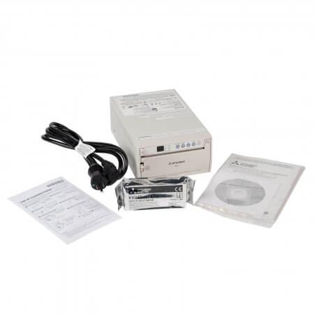 P93DW Medizin SW-Drucker
