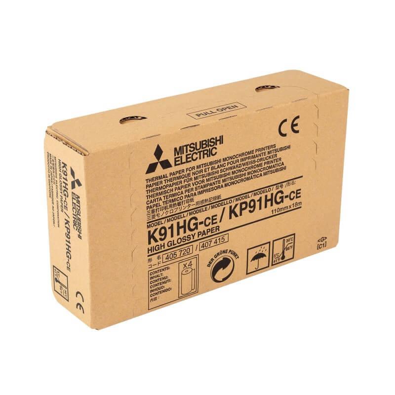KP91HG-CE Druckmedium für Medzindrucker