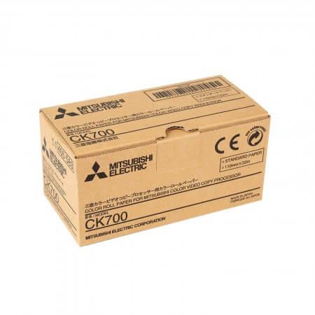 CK700 Papier für Medzindrucker