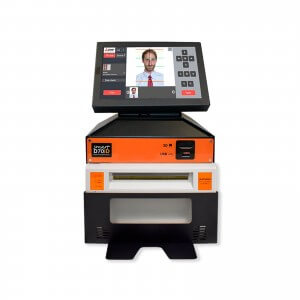 SMART D70ID+ passport photo system