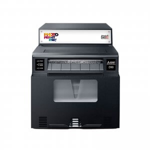 SMART D90RT PhotoPrintMe photo system