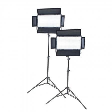 DLP-820 LED Dauerlicht-Set