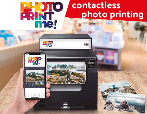 PhotoPrintMe contactless